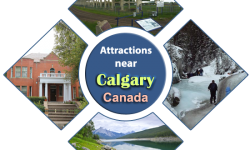 8 of the Most Well-Known Attractions near Calgary, Canada