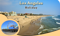 The Quintessential Los Angeles Holiday