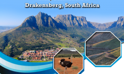Have a Dream Holiday at the Dreamy Drakensberg, South Africa!