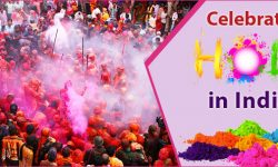 The Colours of India: Best Places to Celebrate Holi in India