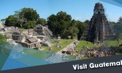 Five Reasons to Visit Guatemala