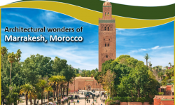 Top Architectural wonders of Marrakesh, Morocco