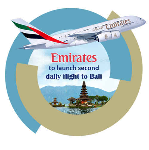 Emirates-to-launch-second-daily-flight-to-Bali