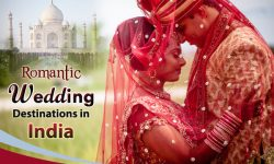 Most Romantic Wedding Destinations in India