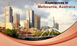 Top Five Experiences in Melbourne, Australia