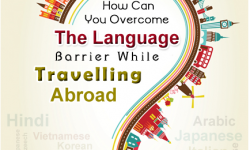 How Can You Overcome the Language Barrier While Travelling Abroad