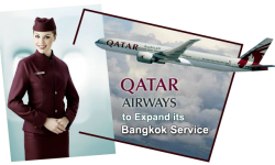 Qatar Airways to Expand its Bangkok Service