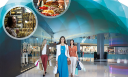 Welcome to Dubai - The Land of Shopping!