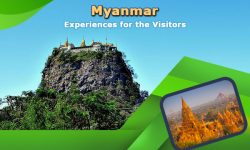 Myanmar: Top Five Experiences for the Visitors