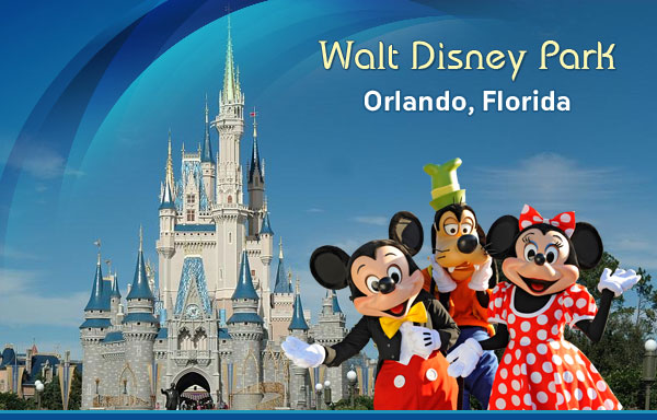 Walt-Disney-Park-Orlando-Florida