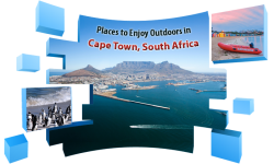 Five Excellent Places to Enjoy Outdoors in Cape Town, South Africa