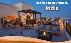 India's Top Rooftop Restaurants with Great Food and Stunning Views