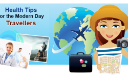 Health Tips for the Modern Day Travellers