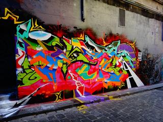 Hosier-Lane-Melbourne