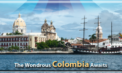 The Wondrous Colombia Awaits