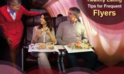 Top Healthy Eating Tips for Frequent Flyers