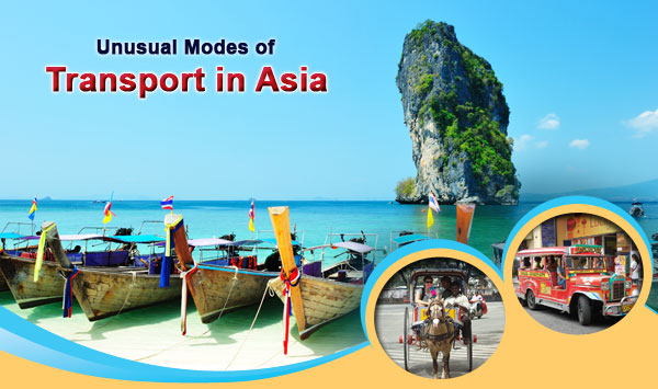 Modes-of-Transport-in-Asia