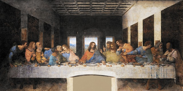 the-last-supper-Leonardo-Da-Vinci