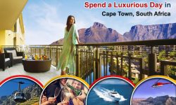 How to Spend a Luxurious Day in Cape Town, South Africa