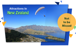 Not-To-Be-Missed Attractions In-New Zealand