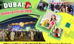 Where to Shop at the World's Biggest Shopping Festival - The Dubai Shopping Festival 2018