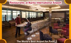 Top Restaurants at Narita International Airport, the World's Best Airport for Food