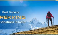 5 of the Most Popular Trekking Destinations in India
