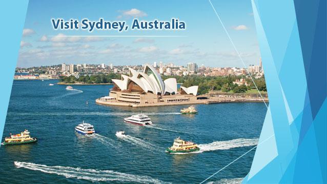 Visit-Sydney-Australia