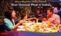 Amidst Convicted Criminals, the Dead or the Dark – Where Would You Choose To Have Your Unusual Meal in India?