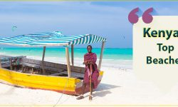 Five of Kenya's Top Beaches