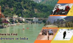 Where to Find Adventure in India