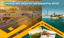 Visiting Abu Dhabi for the Grand Prix 2018? Here's How to Multiply the Adventure!