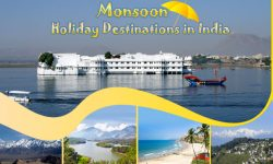 6 of the Best Monsoon Holiday Destinations in India