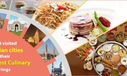 Most visited Indian cities and their finest culinary offerings