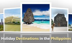 Top 5 Holiday Destinations in the Philippines