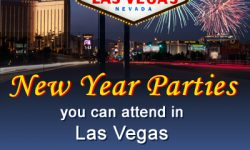 Bring In the New Year at Las Vegas with These Top Parties