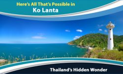Here's All That's Possible in Ko Lanta, Thailand's Hidden Wonder