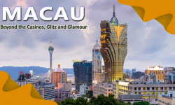 Macau Beyond the Casinos, Glitz and Glamour