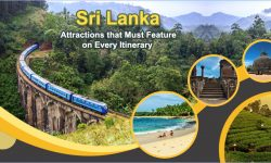 Sri Lanka Attractions that Must Feature on Every Itinerary