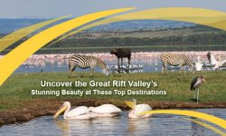 Uncover the Great Rift Valley's Stunning Beauty at These Top Destinations
