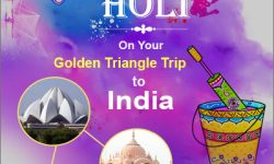 Where to Celebrate Holi on Your Golden Triangle Trip to India