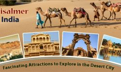 Fascinating Attractions to Explore in the Desert City of Jaisalmer, India