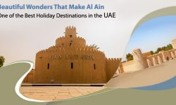 Five Beautiful Wonders That Make Al Ain One of the Best Holiday Destinations in the UAE