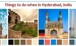 Five things to do when in Hyderabad, India
