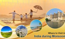 Where to Visit in India during Monsoon