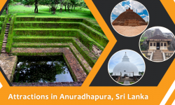 5 Must See Attractions in Anuradhapura, Sri Lanka