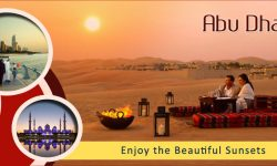 Where to Enjoy the Beautiful Sunsets in Abu Dhabi