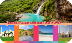 Incredible Salalah Landscape Tour in Oman