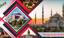 Top 5 Things to do in Istanbul, Turkey