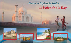 Places to Explore in India on Valentine's Day